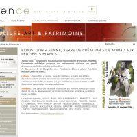 Site Mairie de Vence